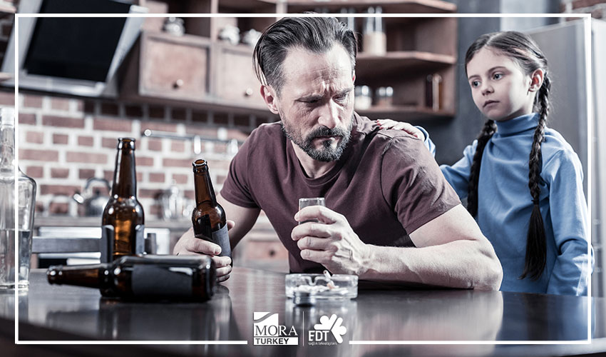 Mora cihazlarıyla yapılan alkolden kurtulma seansında neler olur?