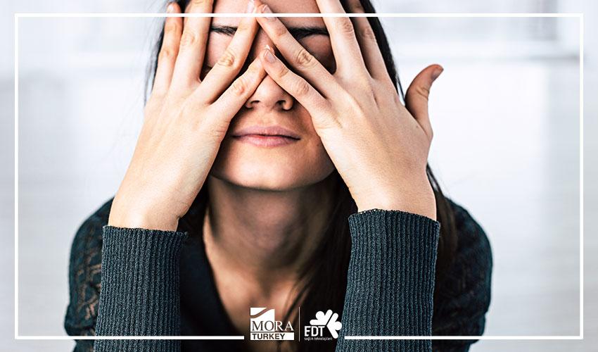 Mora cihazlarıyla yapılan stresten kurtulma seansında neler olur?