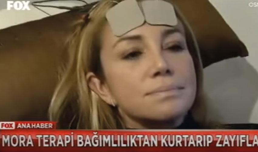 MORA TERAPİ FOX HABER 2016 OCAK